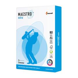 Kopierpapier Maestro Extra A5 160g weiß holzfrei (PACK=500 BLATT) Produktbild