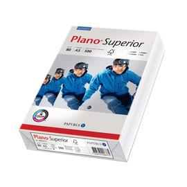 Kopierpapier PlanoSuperior A5 80g weiß holzfrei 88026798 (PACK=500 BLATT) Produktbild