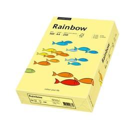 Kopierpapier Rainbow Pastell 12 A4 160g hellgelb 88042305 (PACK=250 BLATT) Produktbild