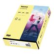 Kopierpapier tecno colors 12 A4 160g hellgelb Pastellfarben (PACK=250 BLATT) Produktbild