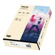 Kopierpapier tecno colors 03 A4 160g hellchamois Pastellfarben (PACK=250 BLATT) Produktbild