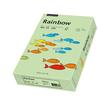 Kopierpapier Rainbow Pastell 75 A4 160g mittelgrün 88042637 (PACK=250 BLATT) Produktbild
