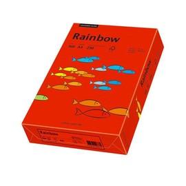 Kopierpapier Rainbow Intensiv 28 A4 160g intensivrot 88042483 (PACK=250 BLATT) Produktbild
