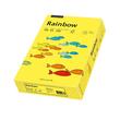 Kopierpapier Rainbow Pastell 14 A4 120g mittelgelb 88042324 (PACK=250 BLATT) Produktbild