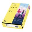 Kopierpapier tecno colors 14 A4 120g mittelgelb Pastellfarben (PACK=250 BLATT) Produktbild