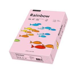 Kopierpapier Rainbow Pastell 54 A4 120g hellrosa 88042524 (PACK=250 BLATT) Produktbild