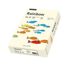 Kopierpapier tecno colors 03 A4 120g hellchamois Pastellfarben (PACK=250 BLATT) Produktbild