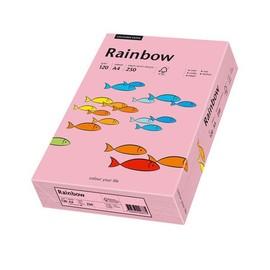 Kopierpapier tecno colors 55 A4 120g rosa (PACK=250 BLATT) Produktbild