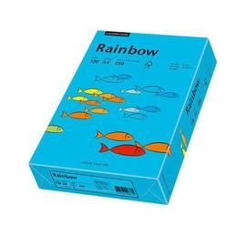 Kopierpapier tecno colors 87 A4 120g blau Intensivfarben (PACK=250 BLATT) Produktbild