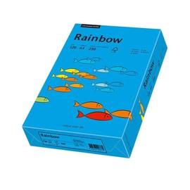 Kopierpapier tecno colors 88 A4 120g intensivblau Intensivfarben (PACK=250 BLATT) Produktbild