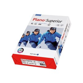 Kopierpapier PlanoSuperior Laser+Inkjet Office A4 90g 88026780 (PACK=500 BLATT) Produktbild