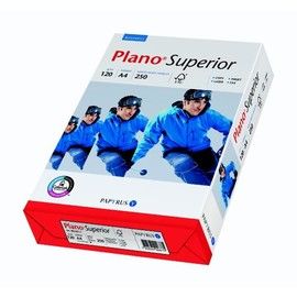 Kopierpapier PlanoSuperior Laser+Inkjet Office A4 120g weiß 88026786 (PACK=250 BLATT) Produktbild