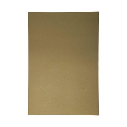 Aktendeckel braun 31 x 45cm / 150g/m² (PACK=500 STÜCK) Produktbild Front View L