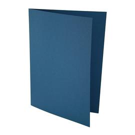 Aktendeckel C3/C4 gefalzt 250g blau Karton 80004120 Produktbild