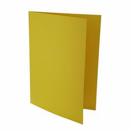 Aktendeckel C3/C4 gefalzt 250g gelb Karton 80004146 Produktbild