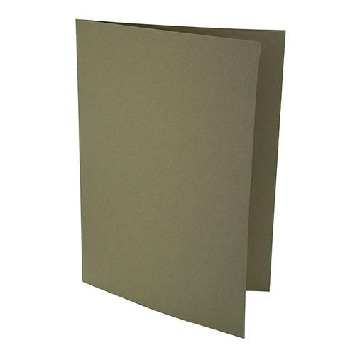Aktendeckel C3/C4 gefalzt 250g grau Karton 80004153 Produktbild Front View L