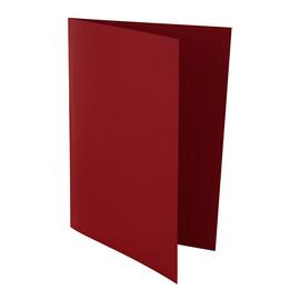 Aktendeckel C3/C4 gefalzt 250g rot Karton 80004138 Produktbild
