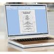 Marmor-Papier Inkjet+Laser+Kopier A4 90g grau Sigel DP371 (PACK=100 BLATT) Produktbild Additional View 1 S