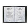 Marmor-Papier Inkjet+Laser+Kopier A4 90g grau Sigel DP371 (PACK=100 BLATT) Produktbild Additional View 2 S