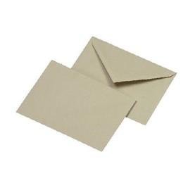 Briefumschlag ohne Fenster C6 114x162mm nassklebend 75g grün (PACK=1000 STÜCK) Produktbild