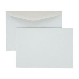 Briefumschlag ohne Fenster B6 125x176mm nassklebend 70g grau Recycling (PACK=1000 STÜCK) Produktbild