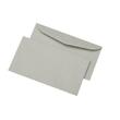 Kuvertierhülle nassklebend grau 75g/m2 DIN lang+ 114x229mm / ohne Fenster / mit außenliegender Seitenklappe (PACK=1000 STÜCK) Produktbild