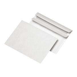 Briefumschlag ohne Fenster C6 114x162mm selbstklebend 75g weiß mit grauem Innendruck (PACK=1000 STÜCK) Produktbild