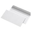 Briefumschlag ohne Fenster DIN lang 110x220mm mit Haftklebung 80g weiß mit grauem Innendruck (PACK=1000 STÜCK) Produktbild