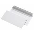 Briefumschlag selbstklebend weiß 75g/m2 DIN lang+ 125x229mm / ohne Fenster / mit grauem Innendruck (PACK=1000 STÜCK) Produktbild