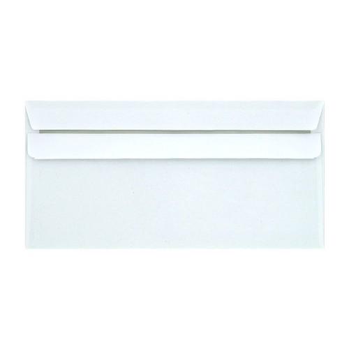 Briefumschlag Mit Fenster Din Lang 110x220mm Selbstklebend 72g Weiß