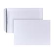 Versandtasche ohne Fenster C5 162x229mm selbstklebend 90g weiß mit grauem Innendruck (PACK=500 STÜCK) Produktbild Additional View 1 S