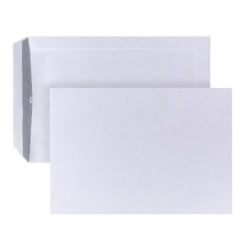 Versandtasche ohne Fenster C5 162x229mm selbstklebend 90g weiß mit grauem Innendruck (PACK=500 STÜCK) Produktbild Additional View 2 L
