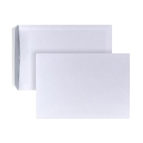 Versandtasche ohne Fenster C5 162x229mm selbstklebend 90g weiß mit grauem Innendruck (PACK=500 STÜCK) Produktbild Additional View 3 L