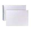 Versandtasche ohne Fenster C5 162x229mm selbstklebend 90g weiß mit grauem Innendruck (PACK=500 STÜCK) Produktbild Additional View 4 S