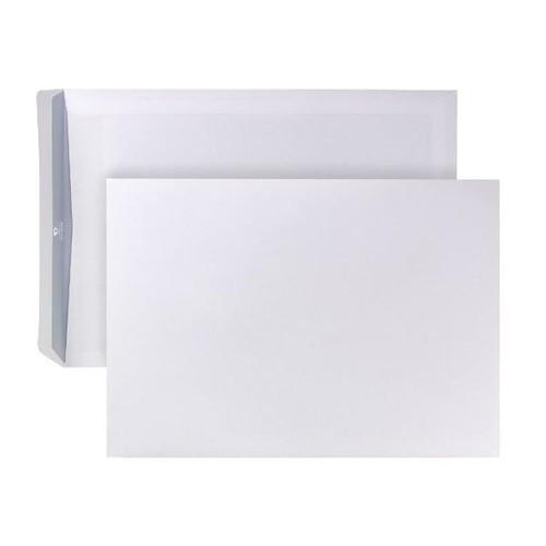Versandtasche ohne Fenster C5 162x229mm selbstklebend 90g weiß mit grauem Innendruck (PACK=500 STÜCK) Produktbild Additional View 4 L