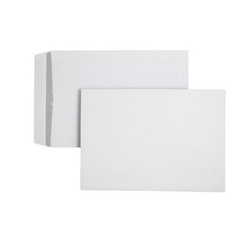 Versandtasche ohne Fenster C5 162x229mm selbstklebend 90g weiß mit grauem Innendruck (PACK=500 STÜCK) Produktbild Additional View 5 L