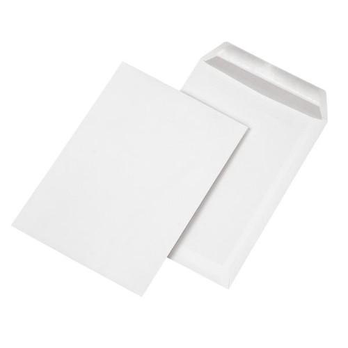 Versandtasche ohne Fenster C5 162x229mm selbstklebend 90g weiß mit grauem Innendruck (PACK=500 STÜCK) Produktbild Additional View 7 L
