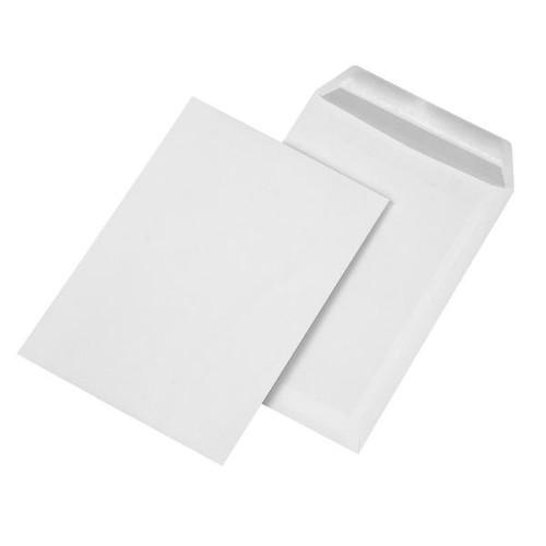 Versandtasche ohne Fenster C5 162x229mm selbstklebend 90g weiß mit grauem Innendruck (PACK=500 STÜCK) Produktbild Additional View 8 L