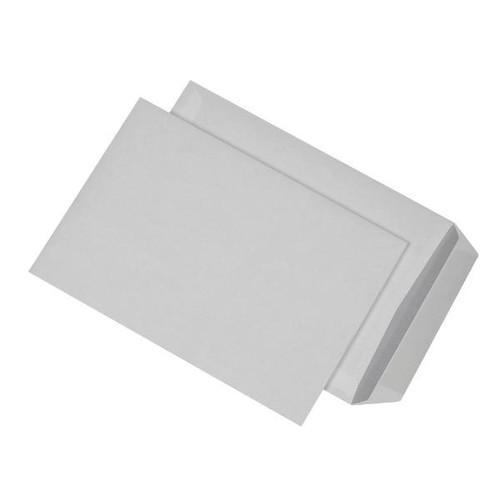 Versandtasche ohne Fenster C5 162x229mm selbstklebend 90g weiß mit grauem Innendruck (PACK=500 STÜCK) Produktbild Additional View 9 L