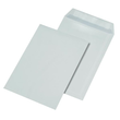Versandtasche ohne Fenster C5 162x229mm selbstklebend 90g weiß mit grauem Innendruck (PACK=500 STÜCK) Produktbild Side View S