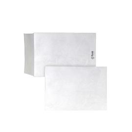 Versandtasche TYVEK ohne Fenster C5 162x229mm mit Haftklebung 54g weiß (PACK=100 STÜCK) Produktbild
