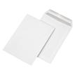 Versandtasche ohne Fenster B5 176x250mm selbstklebend 90g weiß mit grauem Innendruck (PACK=500 STÜCK) Produktbild