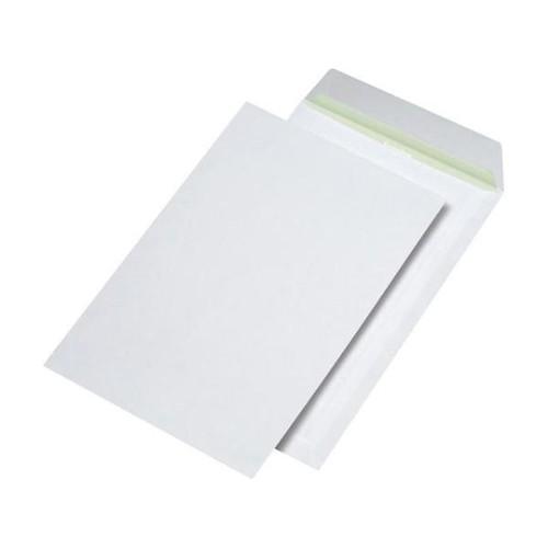 Versandtasche ENVIRELOPE ohne Fenster C4 229x324mm mit Haftklebung 90g hochweiß Recycling 103 ISO (PACK=250 STÜCK) Produktbild