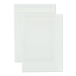 Versandtasche ohne Fenster C4 229x324mm mit Haftklebung 110g transparent weiß (PACK=250 STÜCK) Produktbild
