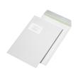 Versandtasche ENVIRELOPE mit Fenster C4 229x324mm mit Haftklebung 90g hochweiß Recycling 103 ISO (PACK=250 STÜCK) Produktbild