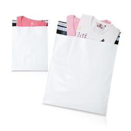 Coex Versandtasche mit Adhäsionsverschluß 340x420mm+70mm Klappe schwarz/weiß 60my Produktbild