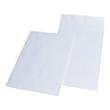 Faltentasche ohne Fenster C4 229x324x40mm mit Haftklebung 140g weiß (PACK=100 STÜCK) Produktbild