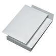 Faltentasche ohne Fenster C4 229x324x40mm mit Haftklebung 140g weiß (PACK=100 STÜCK) Produktbild Additional View 2 S