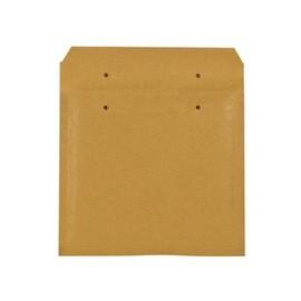 Luftpolsterversandtasche braun Arofol Typ CD / IM: 180 x 165mm AM: 200 x 175mm (KTN=100 STÜCK) Produktbild