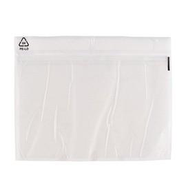 LDPE Begleitpapiertasche transparent C6 175 x 138mm / ohne Druck (PACK=250 STÜCK) Produktbild